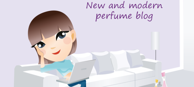 New perfume blog