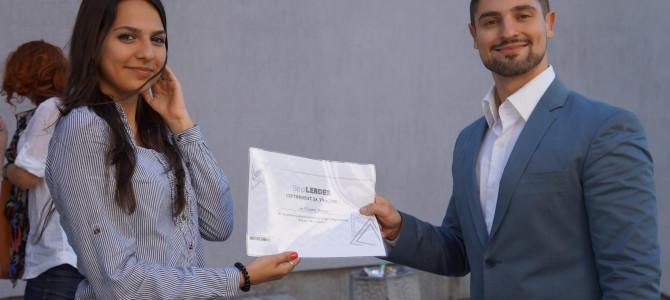 Венера Козметикс спонсорира събитието на AIESEC Plovdiv 'Be a leader'